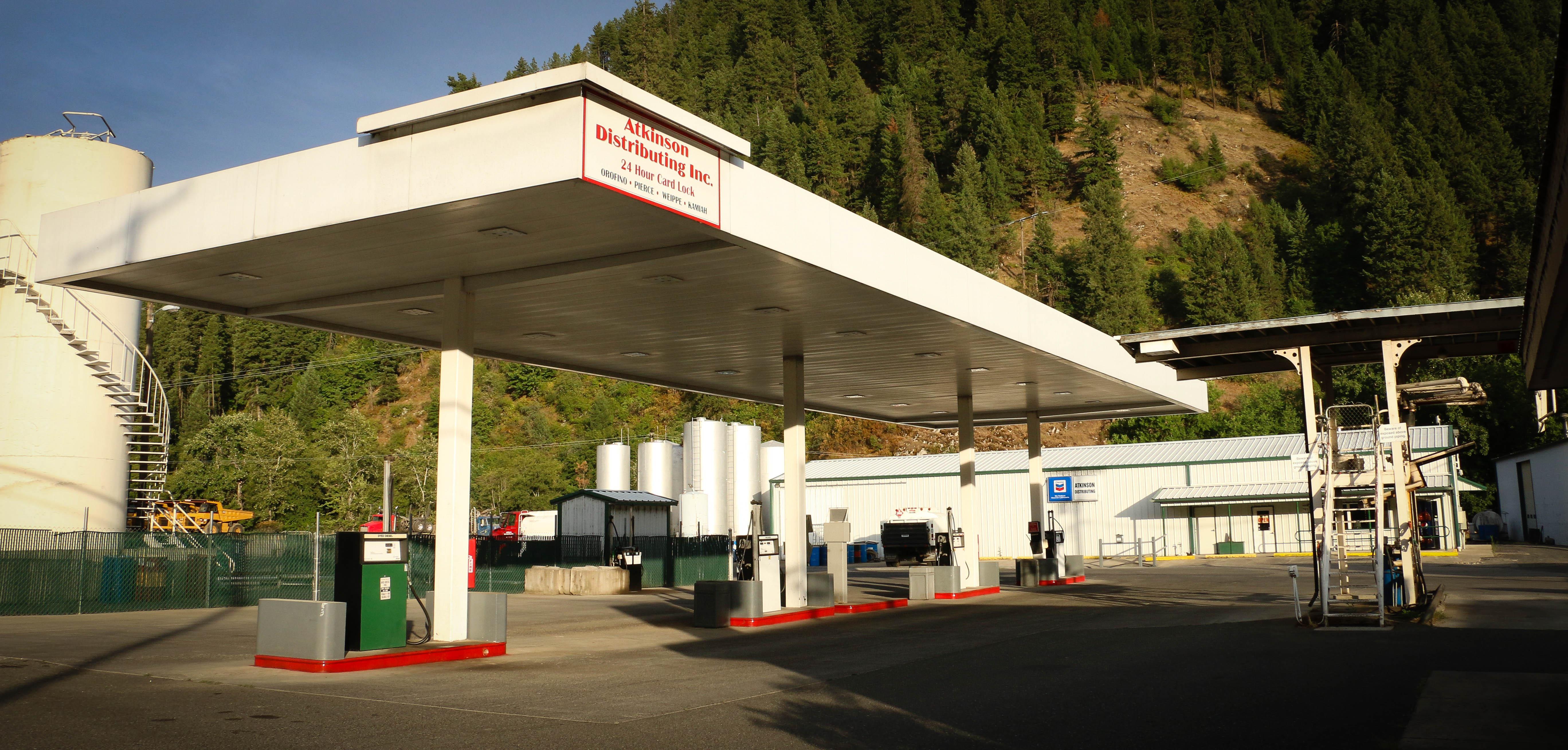 atkinson distributing oil fuel gas station services. Black Bedroom Furniture Sets. Home Design Ideas